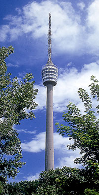 Stuttgart - Fernsehturm - Copyright Stuttgart-Marketing GmbH
